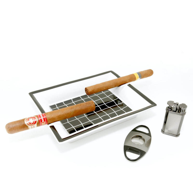 porcelain cigar ashtray 1