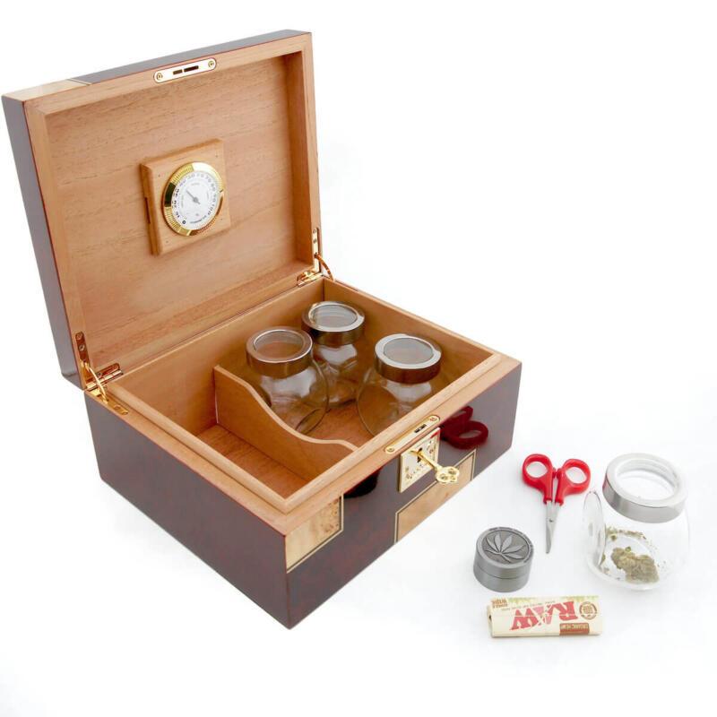 Deniro 4 Strain Cannabis Humidor