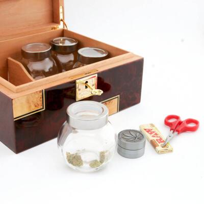 Cannabis humidors Canada