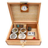 Weed Humidor Artisan Limited Edition powered with Boveda