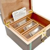 Cannabis storage humidor