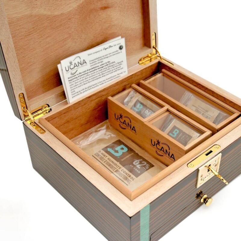 Cannabis storage options