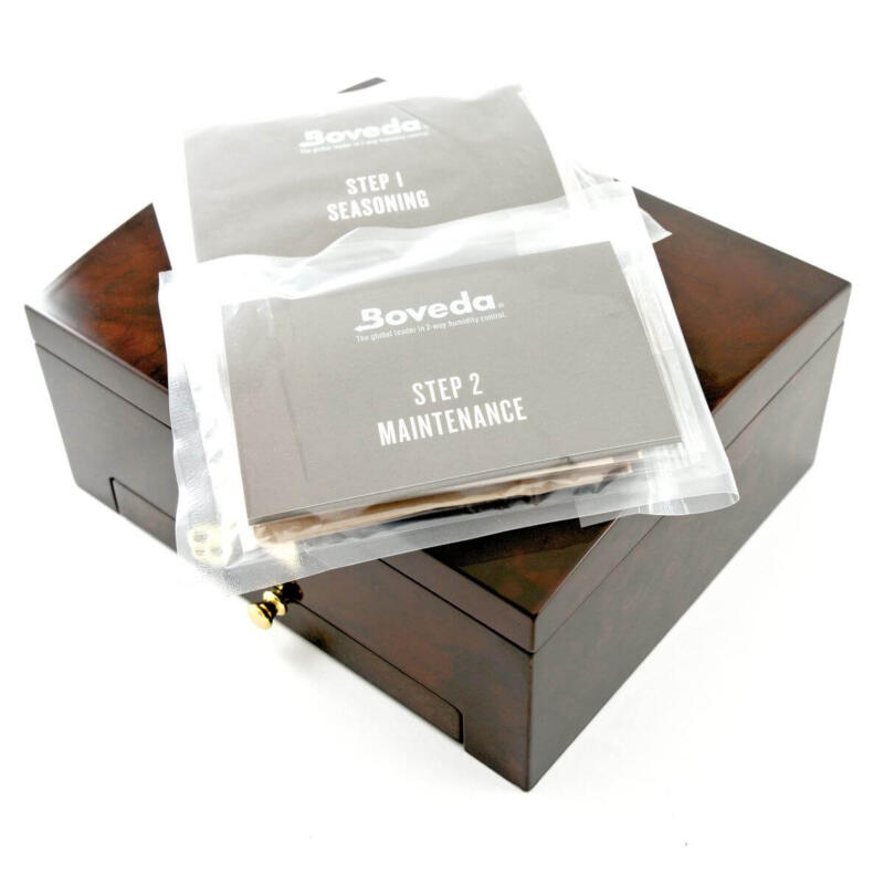 Boveda maintenance packs