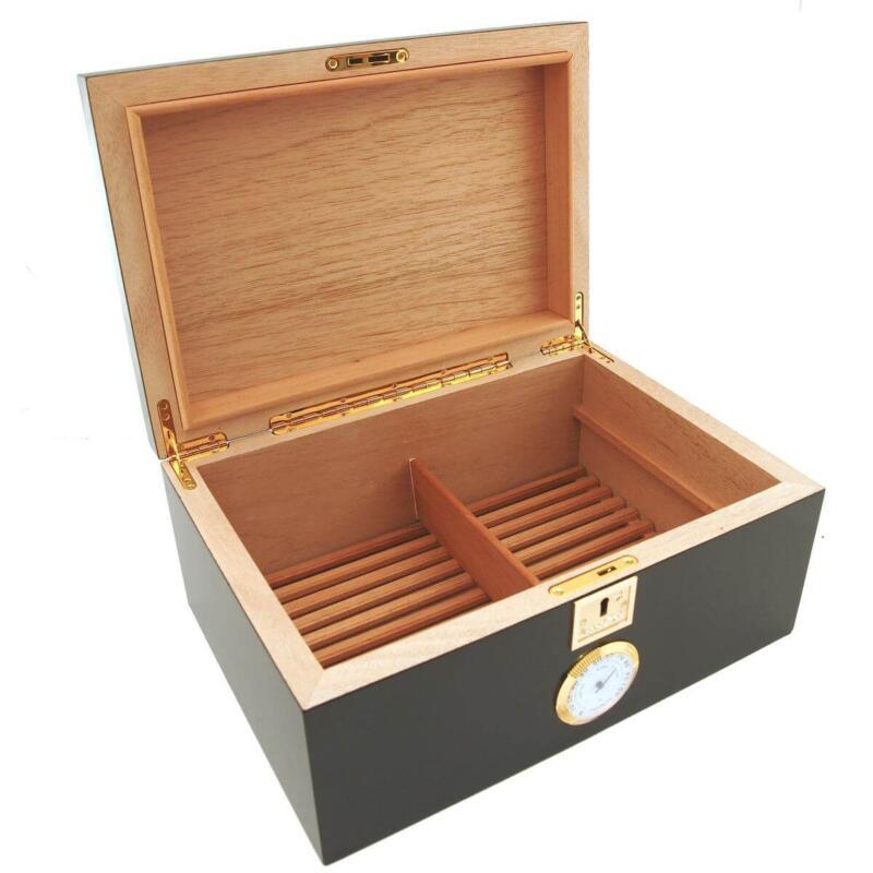 black cigar humidor Cigar Star