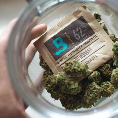Boveda 62% For Herbal