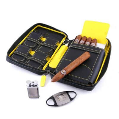 Aficionados Cigar Case