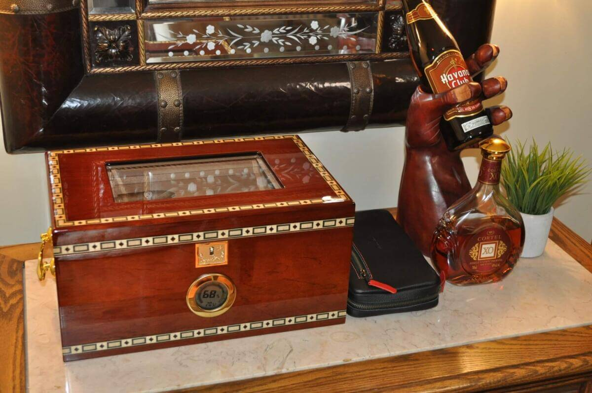 Creating that special space for your Cigars!