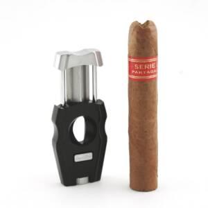 V cut cigar cutter