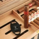 wedge cut cigar cutter